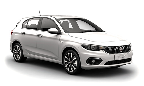 FIAT TIPO HB or similar