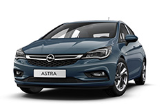 OPEL ASTRA 1.0 TURBO or similar