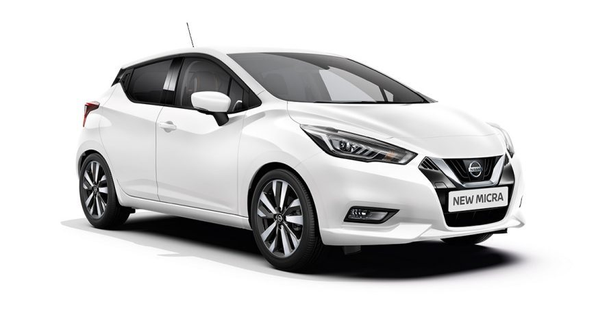 NISSAN MICRA 0.9 ENERGY or similar