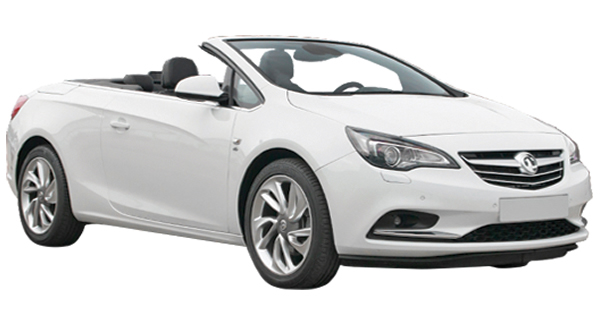 OPEL CASCADA 1400 cc or similar