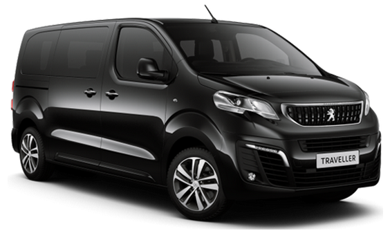 Peugeot Traveller or similar